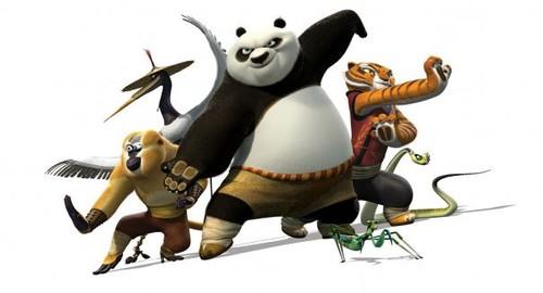 Kung-Fu-Panda cor