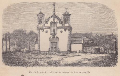 Igreja de São Tomé de Bitarães - Minho Pitoresco