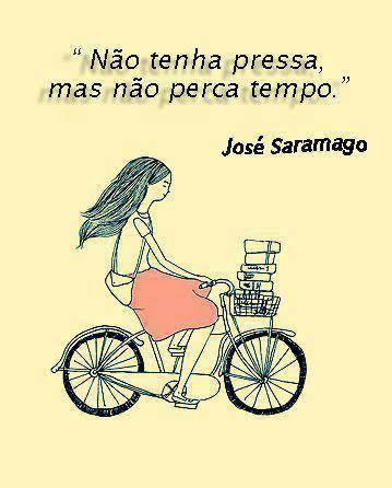 Tempo, José Saramago