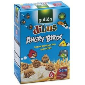 Bolachas Angry Birds Gullón