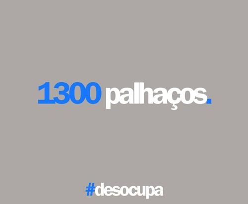 1300 Palhaços