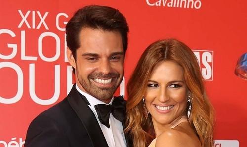 Hugo Madeira e Ana Rita Clara