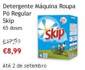Skip Pó Regular 65 Doses Continente