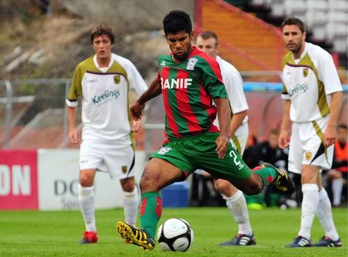 Maritimo - Sporting Fingal (LE