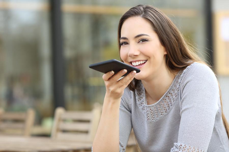 Voice To Text: quando podes ler uma chamada