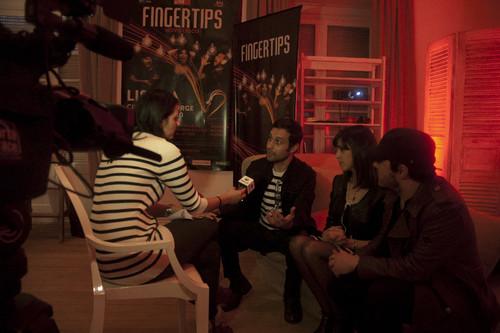 Fingertips - Entrevista