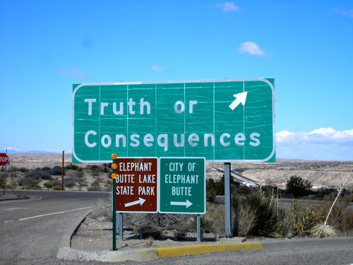 Truth or Consequences Town, US (photo legendsofamerica.com)