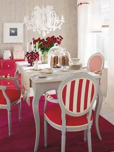 Salas De Jantar Decoradas Imagens ~ usa sua sala de jantar para ocasiões especiais ou para jantares de