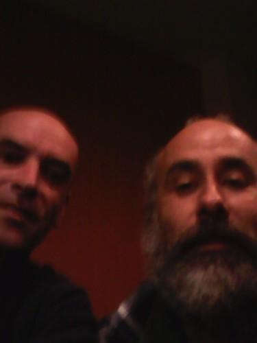 Guitarrista Português Vasco M.Gritali e Paulo Jac