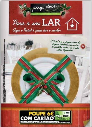 Novo Folheto | PINGO DOCE | de 26 novembro a 24 dezembro