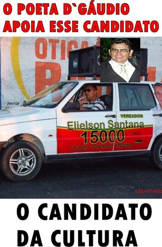 ELIELSON SANTANA/DGAUDIO
