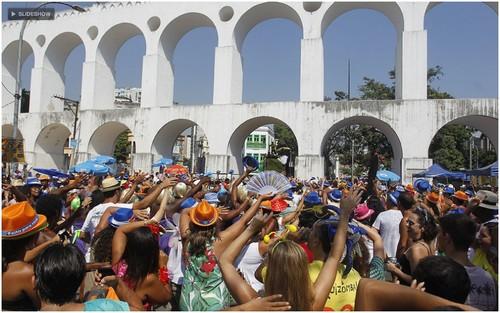 Bloco Quizomba sacode o Rio neste sábado 25/02/12