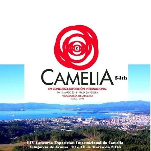 A - LIV Concurso Exposição Camelias - Vilagarcia