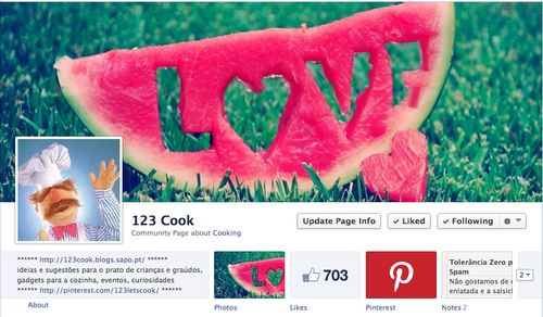 Facebook 123LetsCook