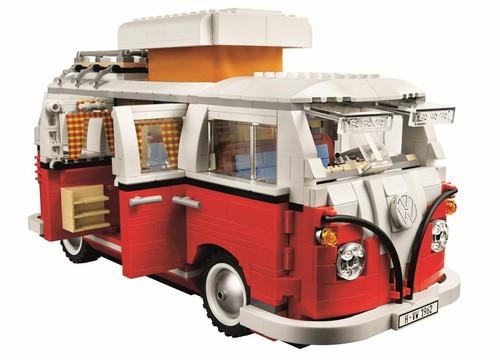 LEGO VOLKSWAGEN CARAVANA T1