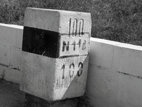 E.N. 118, Alpiarça, 2011