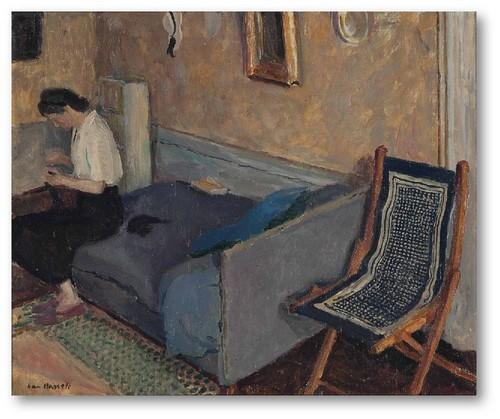 willem van hasselt (1882-1963) la couture dans la