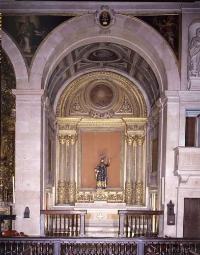 Capela de Sao Francisco Xavier, Igreja de Sao Roqu