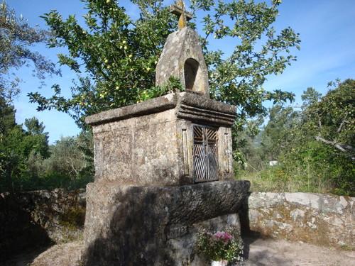 Santo Antoninho (sec XVIII) - Igarei