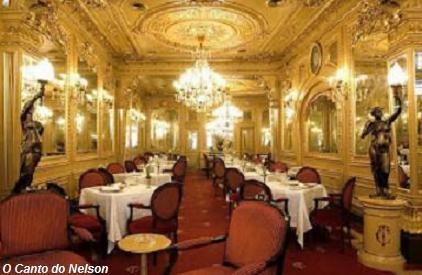 Lisboa - restaurante tavares rico