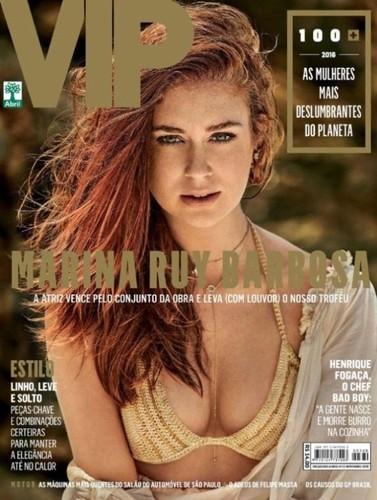 Mariana Ruy Barabosa & 100+ Sexy capa