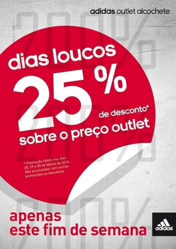 25% sobre preço outlet | FREEPORT | este fim de semana