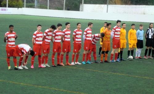 Juniores OLIv Bairro 1 SJVer 2
