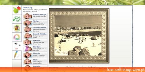 Amazifier - editor de imagens freeware