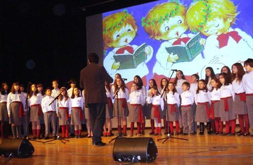 Concerto de Natal - Festa do Jardim Infantil de Ourém