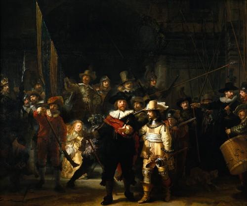 A RONDA DA NOITE -Rembrandt.jpg