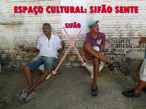 ESPAÇO SIFÃO/BOCA LIVRE/CULTURAL