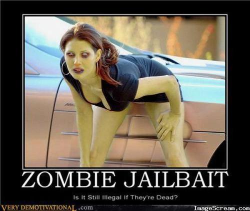 Zombie Jailbait