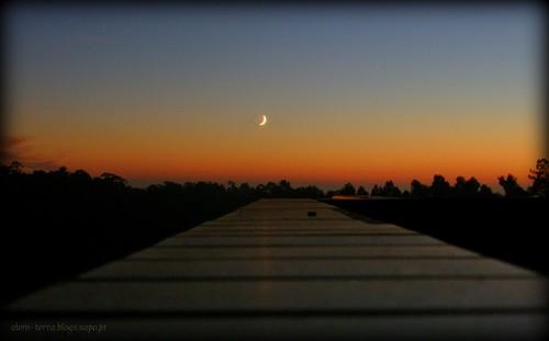 Lua - Loucas são as noites - São Martinho da Gandara