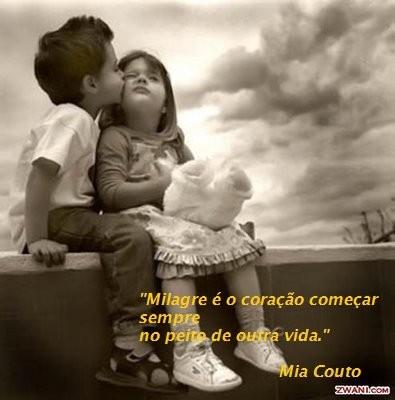 Milagre - Mia Couto