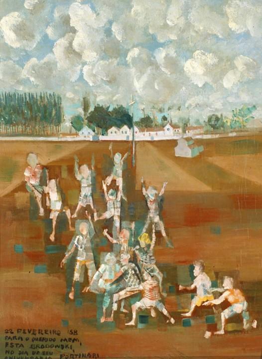 Cândido Portinari Futebol 1958.jpg