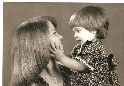 Ternura Mãe e Filha