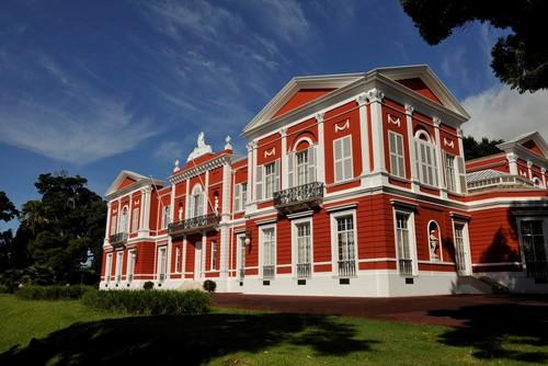 Palácio de Santana...ou o epicentro da remodelação.