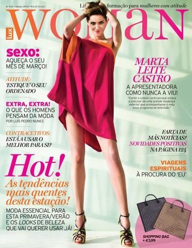 Lux Woman Março