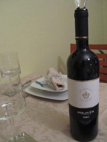 Vinho húngaro