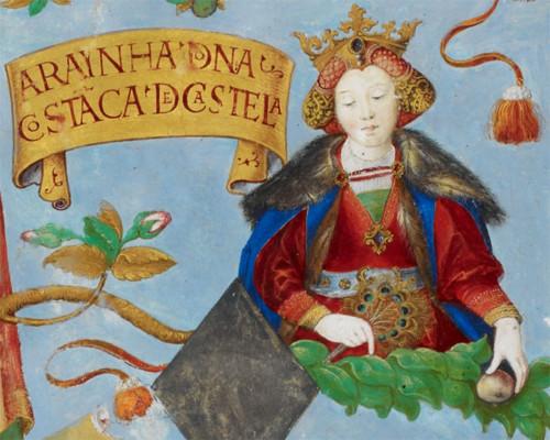 Constança de Portugal. Genealogia dos Reis de Por
