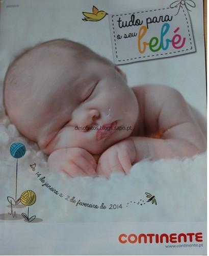 Antevisão do folheto | CONTINENTE | de 14 janeiro a 2 fevereiro - bebé