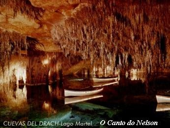 Palma de Maiorca - Las cuevas del Drach