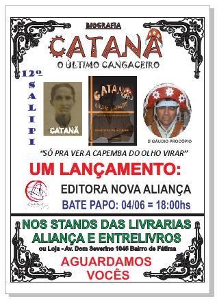 EDITORA NOVA ALIANÇA/ LIVRO CATANÃ
