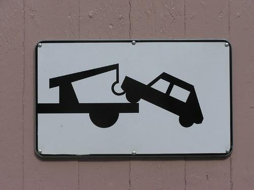 Carro Rebocado