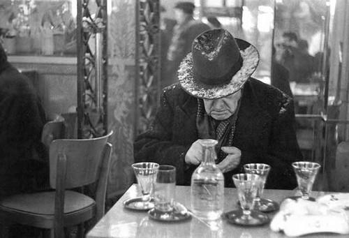 1951-Louis-Stettner-Christmas-Eve-ile-Saint-Louis-
