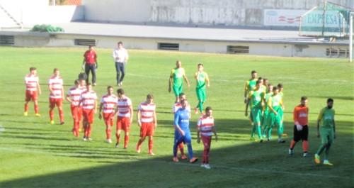 Seniores Fiães 0 SC S João de Ver 0