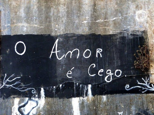 O amor é cego