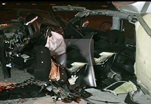 Gessyca filha de Giovani morre em acidente