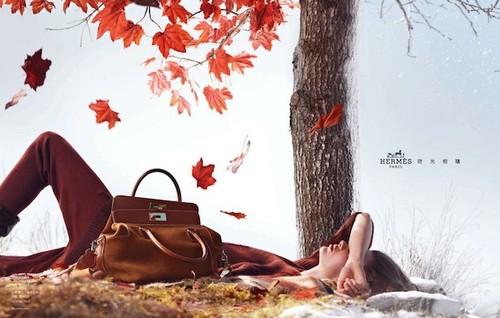 f663299ad4c Hermès  A campanha Inverno 2012 2013