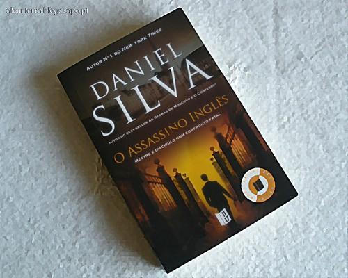 O Assassino Inglês – Daniel Silva